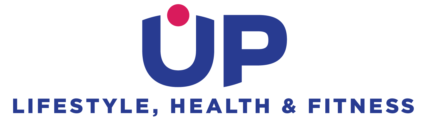 UP Lifestyle, Health & Fitness logo